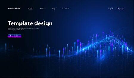 Abstract technology data visualization background. network futuristic wireframe. artificial intelligence. cyber security. visual information complexity. Intricate data threads plot.