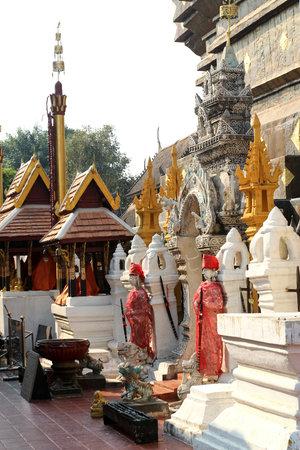 Pratartlampangluang temple at Lampang Thailand Photo taken on: Febuary 28th, 2011 Editorial