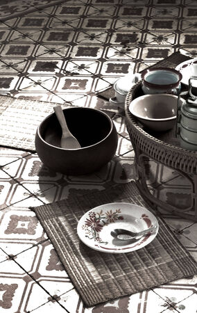 house ware: retro ware in thai classic house