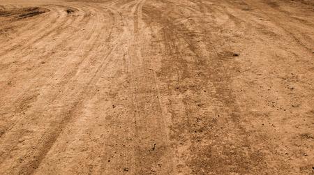 Soil floor texture photo