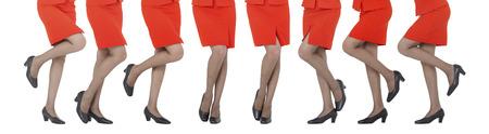 Sexy women legs Imagens - 42727683
