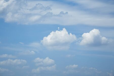 sky, clouds 写真素材