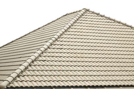 tiled: Tiled roof