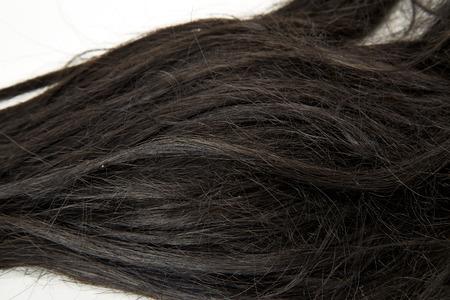 Black hair, bad. Background 写真素材