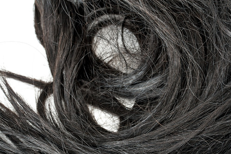damaged: damaged hair