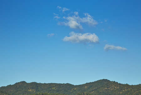 mountaintop: mountain landscape Stock Photo