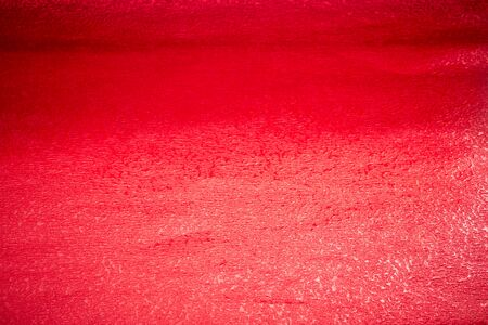 red cloth: red background Stock Photo