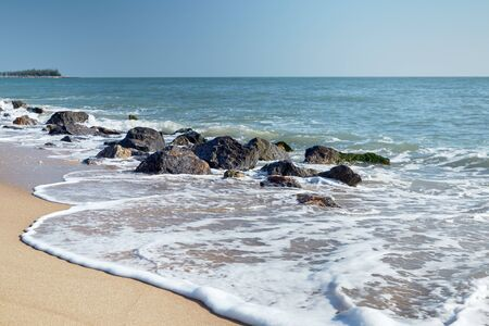 thailand beach: Hua Hin beach Thailand