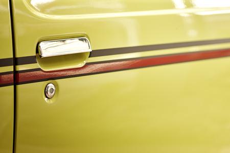 antique car: car door handle, Antique car door handles