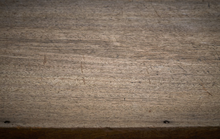 teak wood: teak wood plank texture with natural pattern Stock Photo