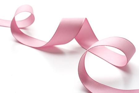 curls: pink ribbon curls