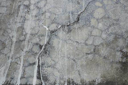 Antiguo muro gris Broke textura de hormigón de fondo Foto de archivo - 78933853