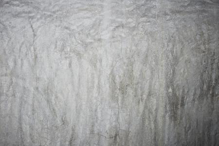 Antiguo muro gris Broke textura de hormigón de fondo Foto de archivo - 79438041