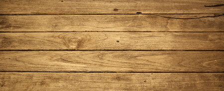 Ancient and old wooden background. Empty surface of an nostalgic board