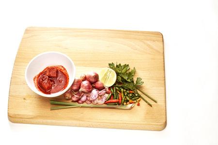 Chinese Fermented Bean Curd (Fu Ru) Spicy Salad  Thai style food, Top viwe