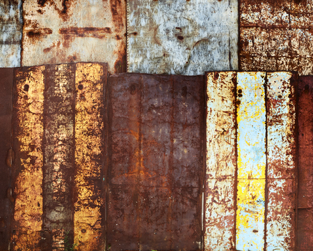 old metal plate bogie background, Iron Wall texture in natural pattern with high resolution for background and design art work.