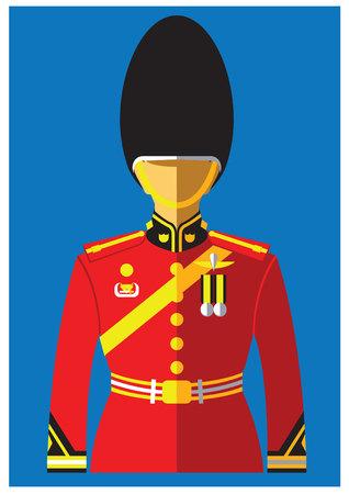 A kind of Army uniform