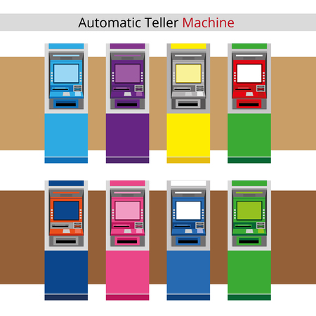teller: Automatic Teller Machine