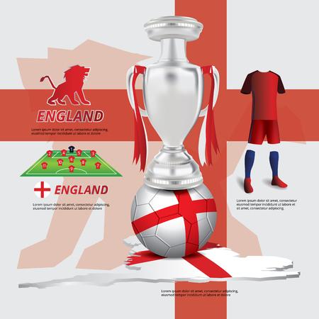 Piłka nożna, Piłka nożna Graficzny Element Ilustracji Wektorowych
