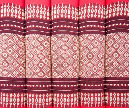 hand crafted: Thai traditional hand crafted fabric