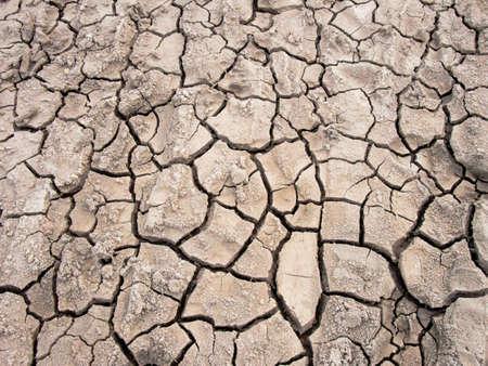 sequias: Tierra agrietada por la sequ�a