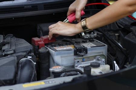 insufficient: Car Battery
