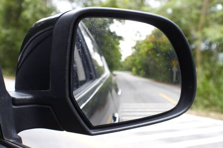rearview: Rearview mirror