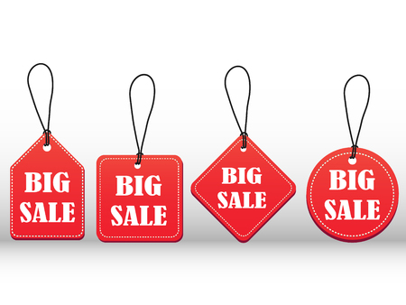 collect: collect big sale tag