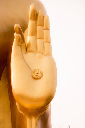 dhamma: buddha hand