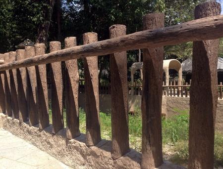 stockade: stockade