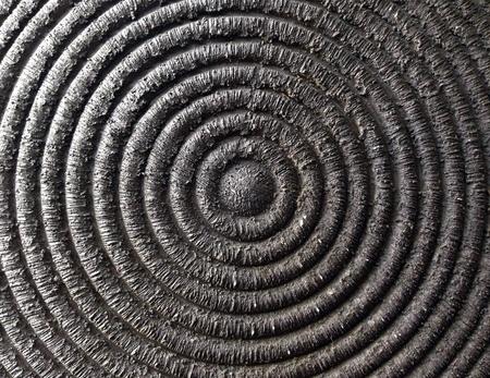 grid: ceramic texture Stock Photo
