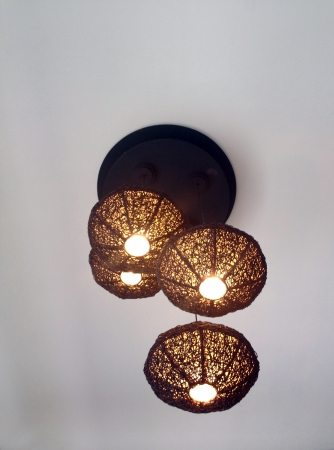 Modern design ceiling lamps photo