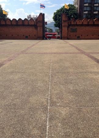 tha: Tha Phae Gate, Chiang Mai, Thailand