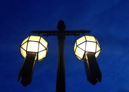 lanna: Lanna lantern Stock Photo