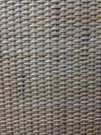 weave: rattan background