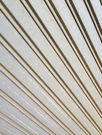 steel: rolling steel door texture