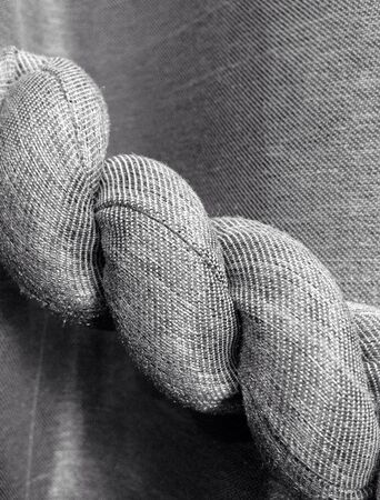 dark: Fabric texture