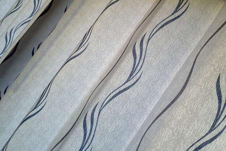 canvas: Fabric pattern Stock Photo