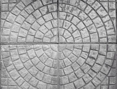 tile: texture on the floor Stock Photo