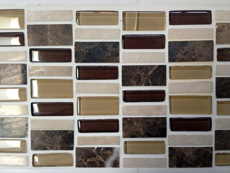 shiny: Tile texture Stock Photo