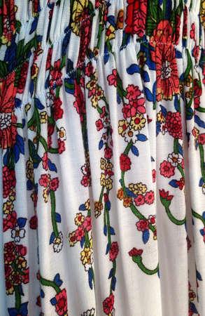 cotton fabric: Fabric texture background Stock Photo