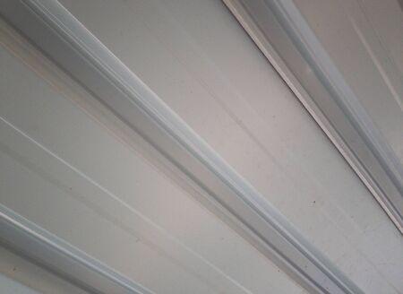 galvanize: galvanized iron sheet texture Stock Photo
