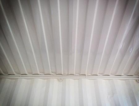 iron: galvanized iron sheet texture Stock Photo