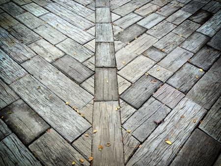 detail: texture on the floor Stock Photo