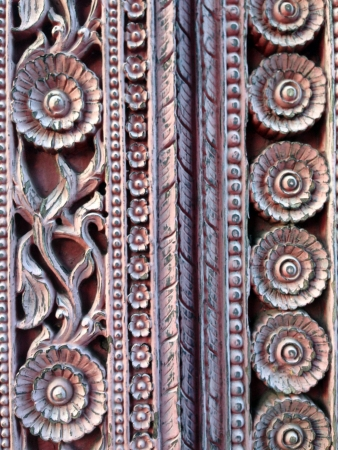 traditional textured: wood art design