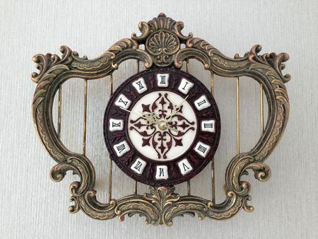 Vintage wall clock