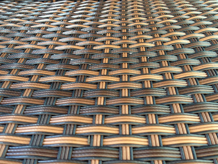 rattan pattern background photo