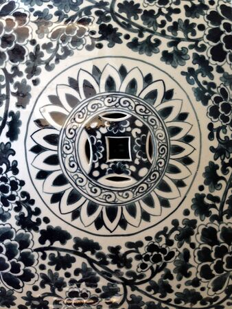 ceramic texture Stock Photo