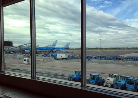 Amsterdam Airport Schiphol is the main international airport of the Netherlands  It is the fourth busiest airport in Europe in terms of passengers  Editorial