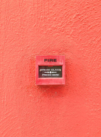 fire alarm photo